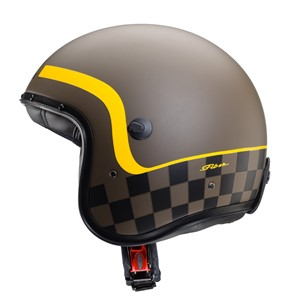 CABERG FREERIDE FORMULA MATT BROWN/YELLOW