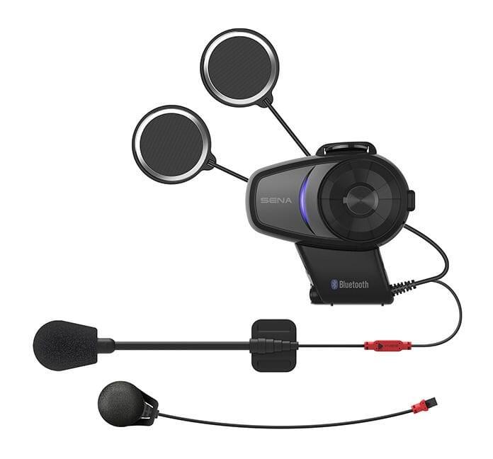 e9ba0f285 SENA 10S, BLUETOOTH HEADSET & INTERCOM, SINGLE - MC-klær og utstyr ...