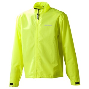 REGNJAKKE: OVERJACKET FLUO WATERPROOF