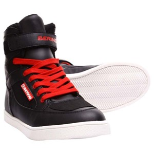 JUNGLE,  BLACK/RED
