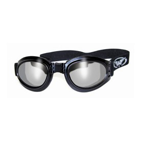 GOGGLES: ADVENTURE CLEAR MIRRORED LENSES