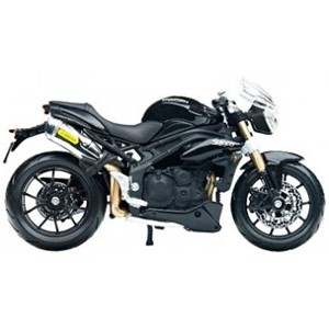 SPEED TRIPLE 1:18 BLACK